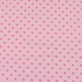 Baby roze stip groot