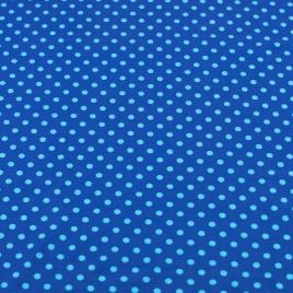 Donker blauwe stip groot