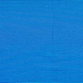 blauwe streep