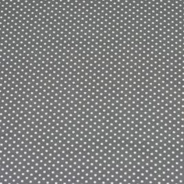 Donker grijs stip klein