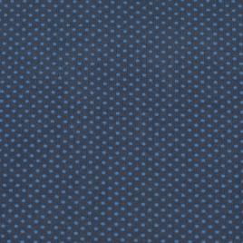 Donker blauw kleine stip