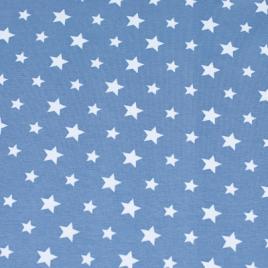 jeans lichtblauwe ster