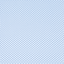 Licht blauw kleine stip