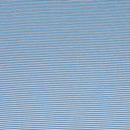 jeans blauw streep