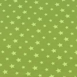 licht groene ster