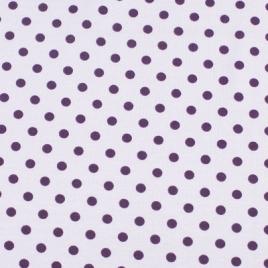 lila paarse stip groot
