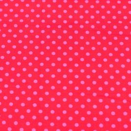 rood roze stip groot