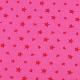 ster rood roze