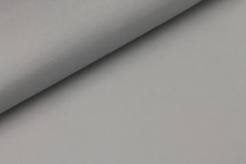 Katoen tricot zilver