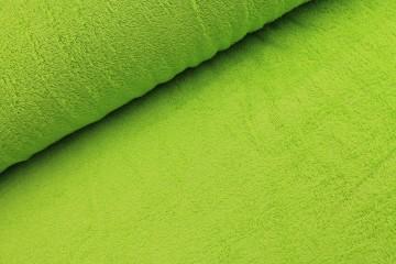 Badstof lime
