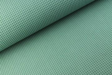 wafeldoek-groen