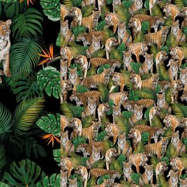 Panel tijger