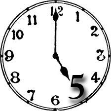 LET OP! Vanaf heden gewijzigde openingstijden